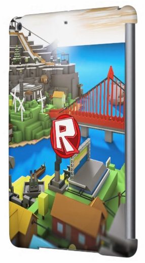 RobloxCustomiPadCase