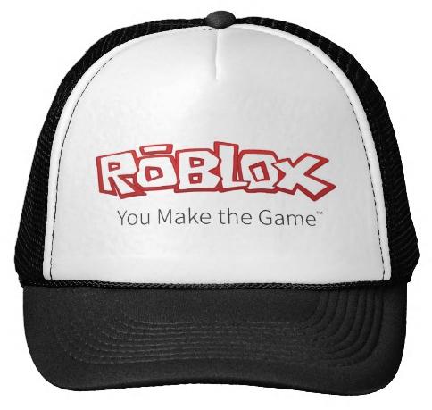 RobloxLogoTruckerHat