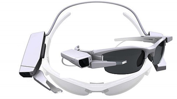 Sony-Smarteyeglass attach
