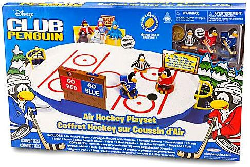 disney-club-penguin-deluxe-playset-air-hockey-table-set-5