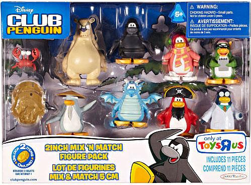 disney-club-penguin-mix-n-match-mini-figure-8-pack-4-plus-2-gold-coins-herbert-capt-rockhopper-ninja-sensei-gadget-guy-blue-dragon-aunt-arctic-5