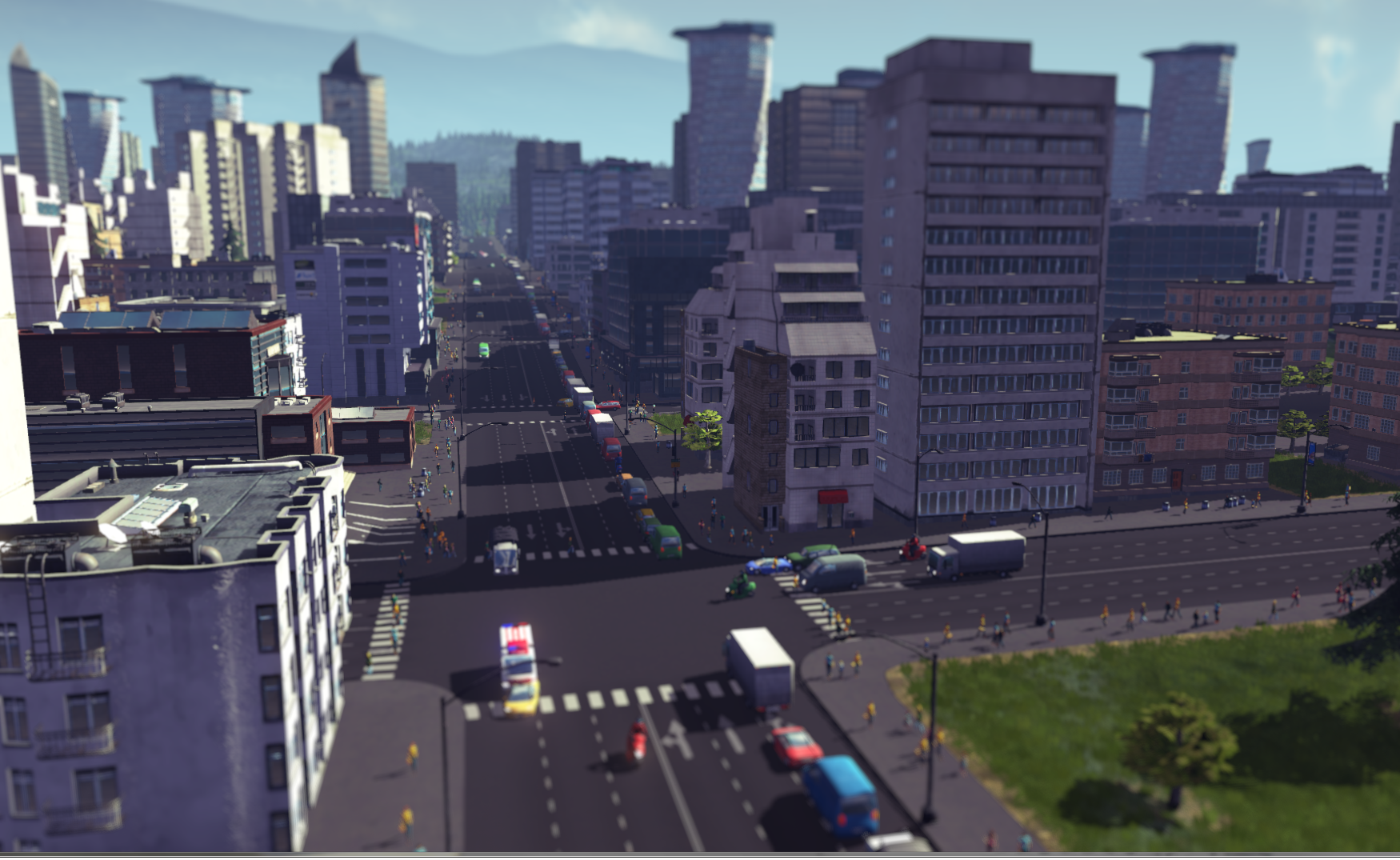 Cities - Skylines