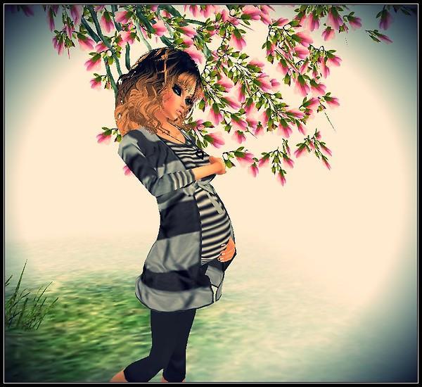IMVU Pregnant