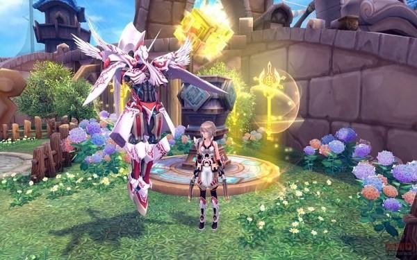 Twin Saga Best Build