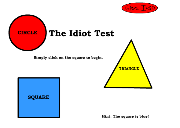 The_Idiot_Test