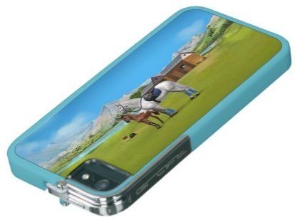 Howrse_iphone_5_case