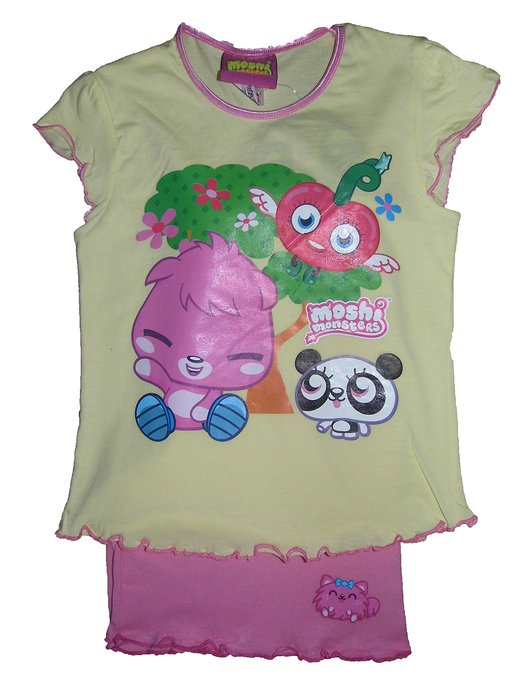Moshi Monster Girl Pyjamas