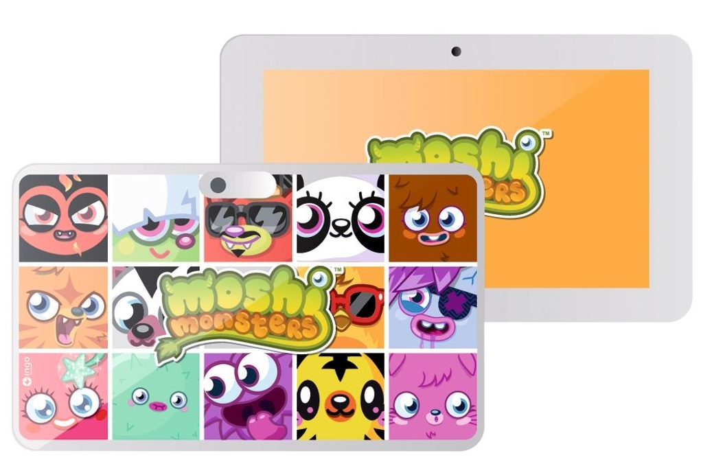 Moshi Monsters 7 inch Tablet