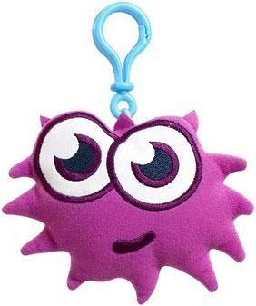 Moshi Monsters Iggy Plush Clip On