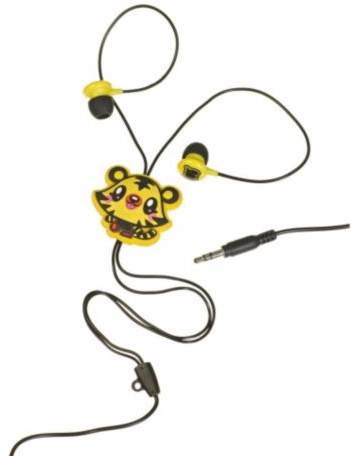 Moshi Monsters In Ear Headphones Jeepers