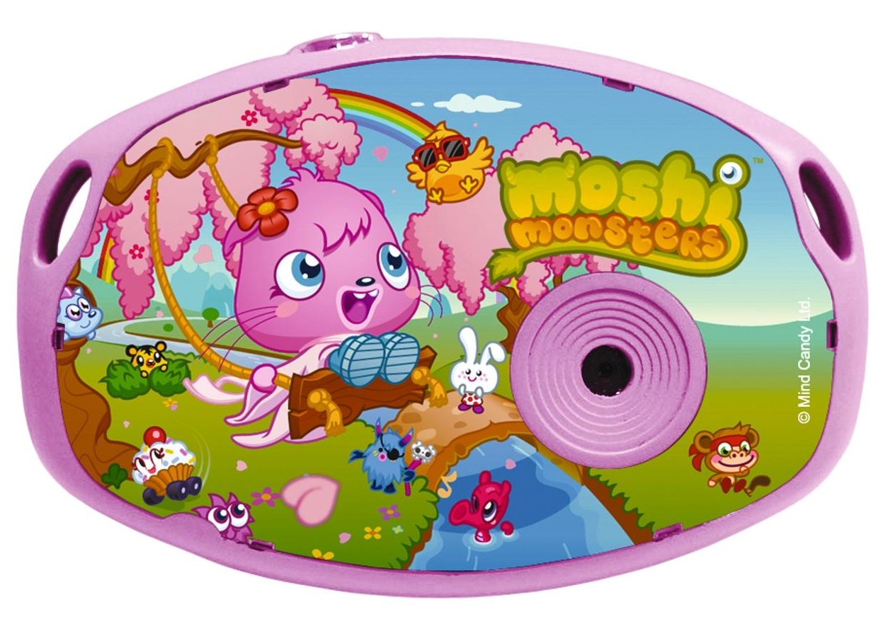 Moshi Monsters My First Digital Camera