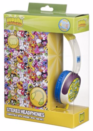 Moshi Monsters OnEar Headphones