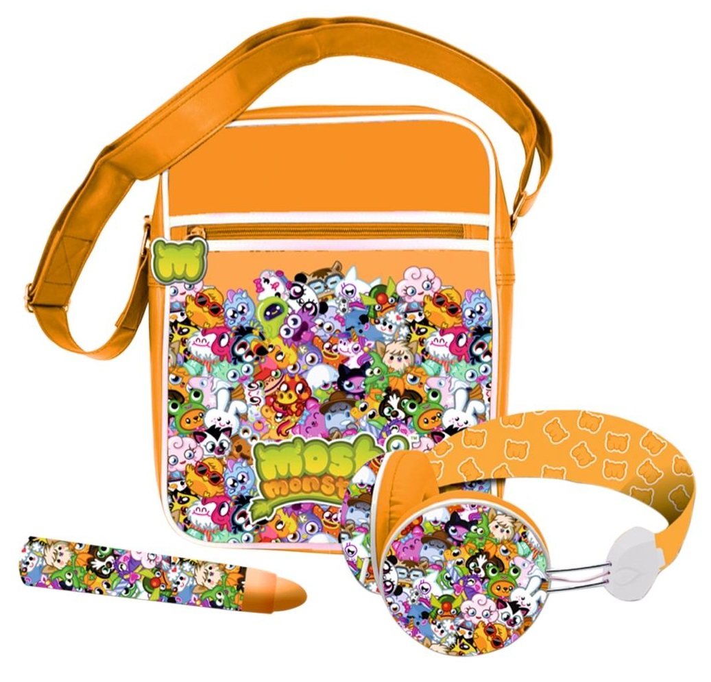 Moshi Monsters Tablet Accessories Pack