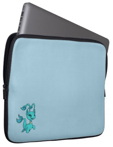 Neopets_Custom_Marquan_Aisha_Laptop_Sleeve