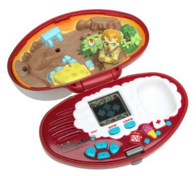 Pocket Neopets Pocket Game System