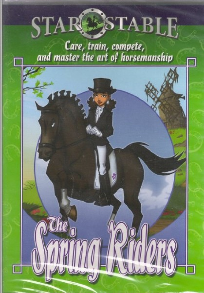 Star Stable the Spring Riders - Care, Train, Compete and Master the Art of Horsemanship