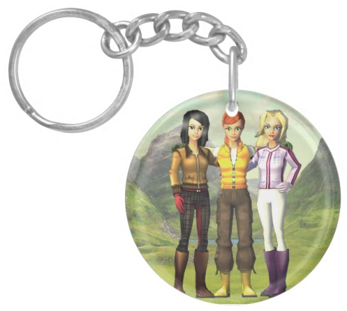 Star_Stable_Key_Chain