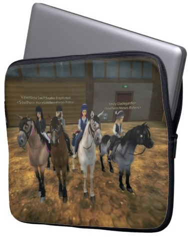 Star_Stable_Laptop_Sleeve