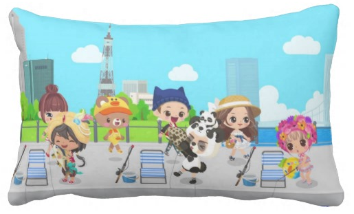 Line_Play_Throw_Pillow