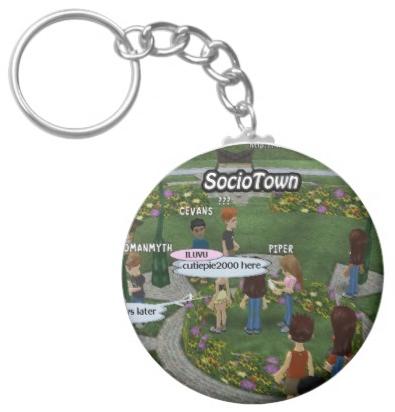 SocioTown_KeyChain