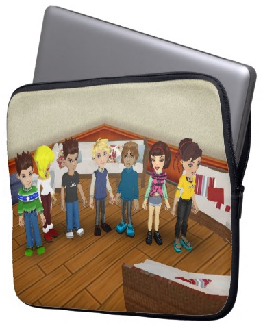 SocioTown_Laptop_Sleeve