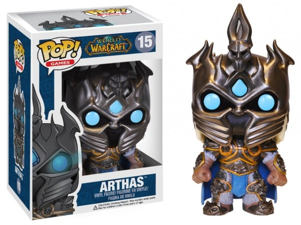 World of Warcraft Arthas Figures