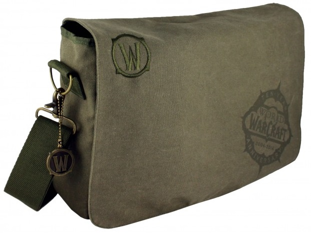 World of Warcraft Messenger Bag