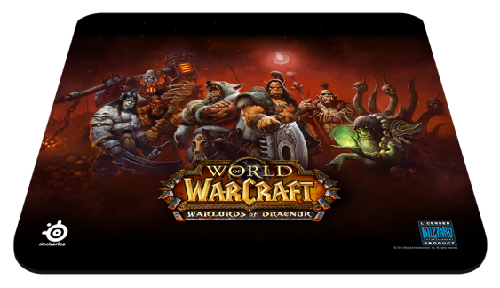 World of Warcraft Mousepad