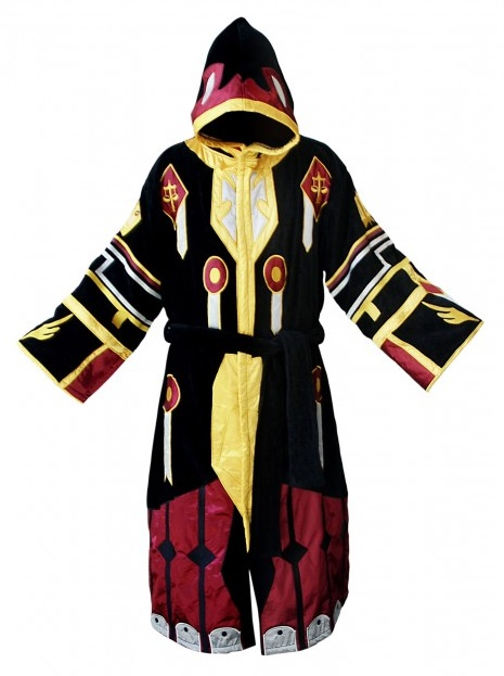 World of Warcraft Paladin Robe