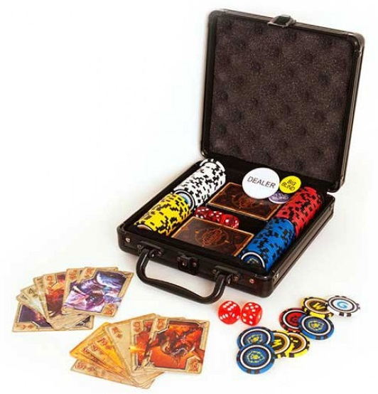 World of Warcraft Poker Set