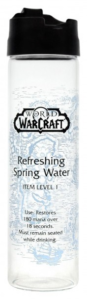 World of Warcraft Water Bottle