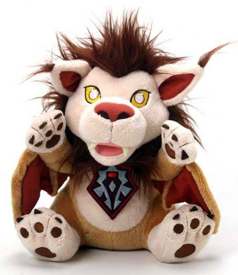 World of Warcraft Wind Rider Cub Plush
