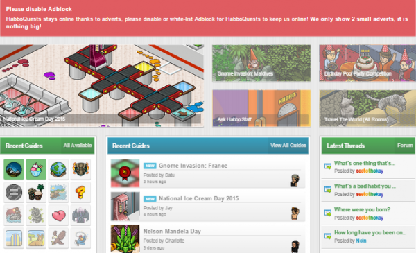 HabboQuests