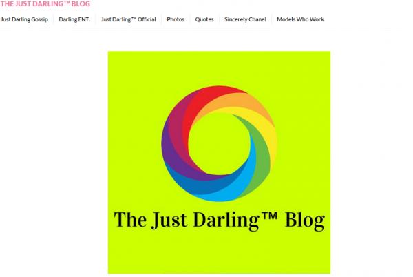 JustDarlingBlog