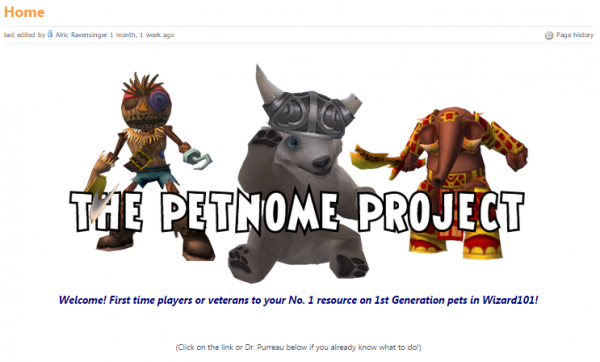Petnome_Project