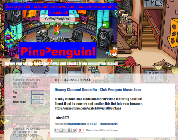 Ping_Penguin