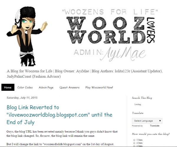 Woozworld_Lovers