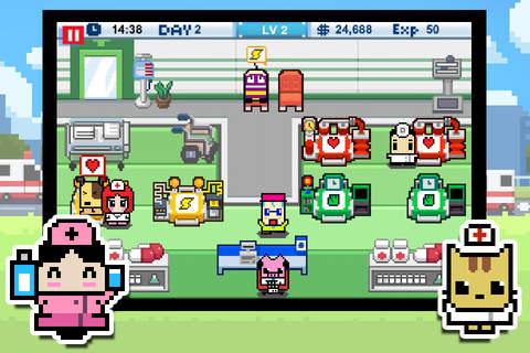 pixel-hospital