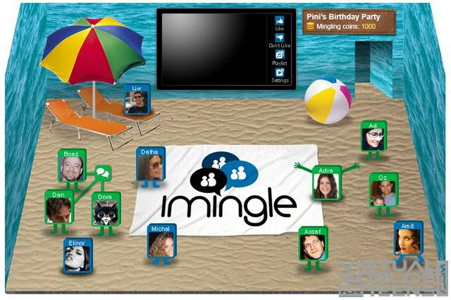 Play game imingle dating