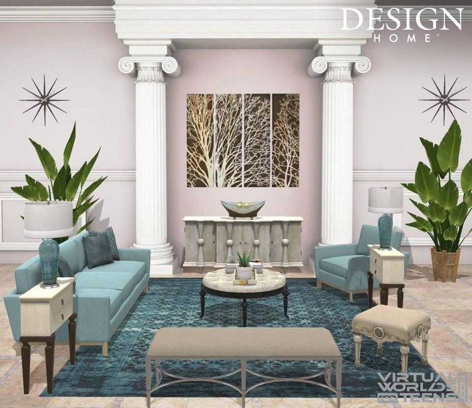 100 Home Design Virtual Games Vibrant Creative