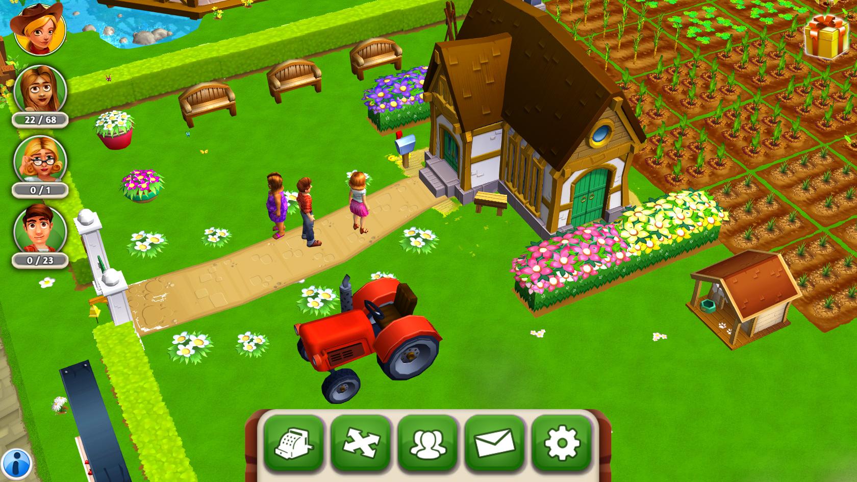 May Free Farm