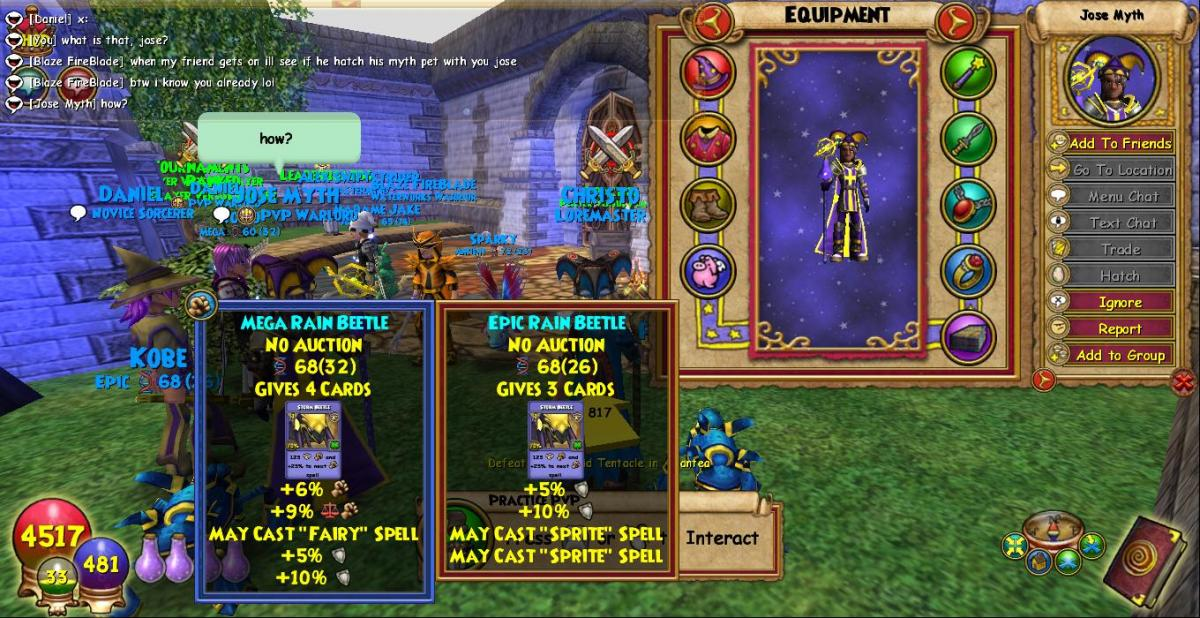 Wizard 101 Virtual Worlds For Teens