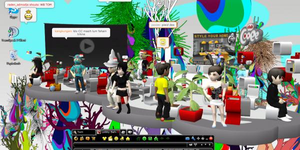 Teen Virtual World Games 116