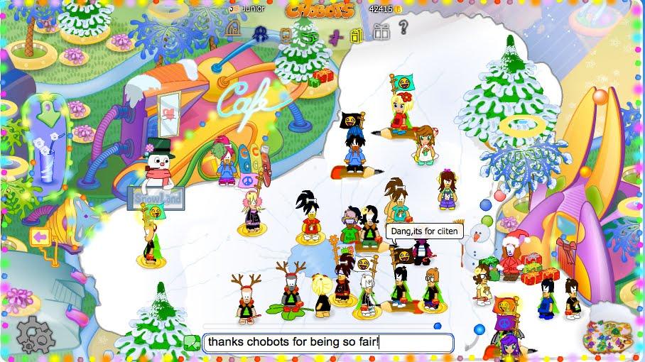 Virtual world game nude