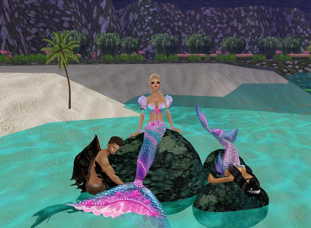 Mermaids Games Online