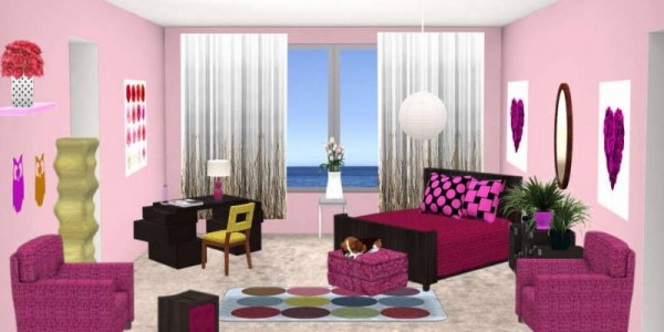 Interior Design Games Virtual Worlds For Teens
