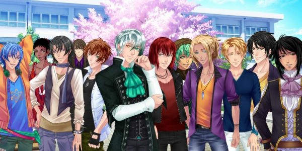 Otome Games and Flirting Games  Virtual Worlds for Teens